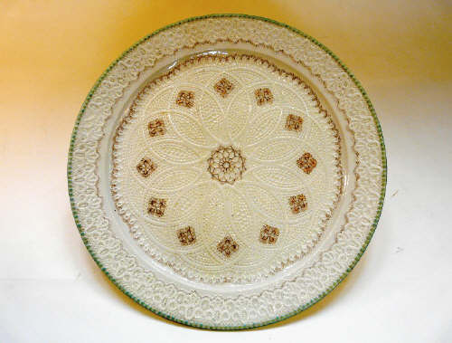 Lace Tray Second Black Mark